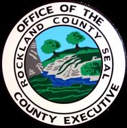 Rockland County Exec Seal