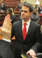 Senator David Carlucci Swearing In, Jan 5, 2011