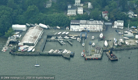 Petersen's Boatyard. Photo courtesy of Marinas.com