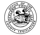 Rockland County Legislature Seal