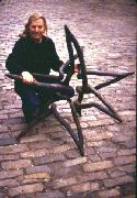 James Garvey, Artist & Blacksmith. Photo Credit: Kentucky Arts.org