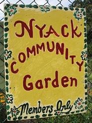 Nyack Community Garden. Credit: nyackbackyard.blogspot.com