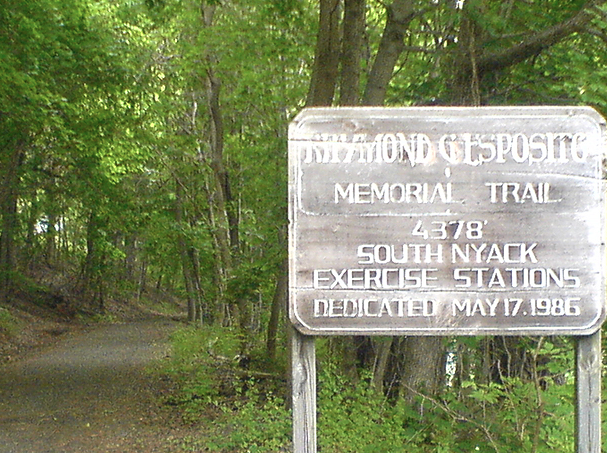 South Nyack Bike Rail Trail Raymond Esposito 201110. Source:  biking: raymond esposito rail trail, http://allau.wordpress.com/tag/bike-trail/