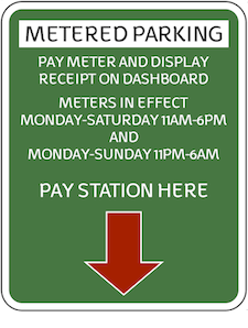 Nyack11to6ParkingSign201205