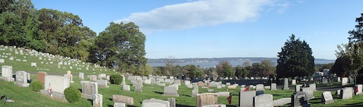 Oak Hill Cemetery, Nyack NY. Photo Credit: Dave Zornow