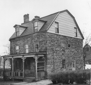 Photo: John Green House. Credit: Nyack Library