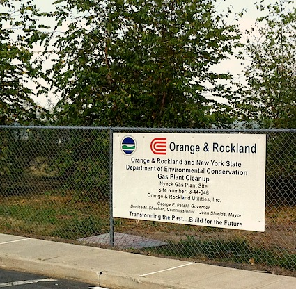 O&R Gas Plant Sign 201207b