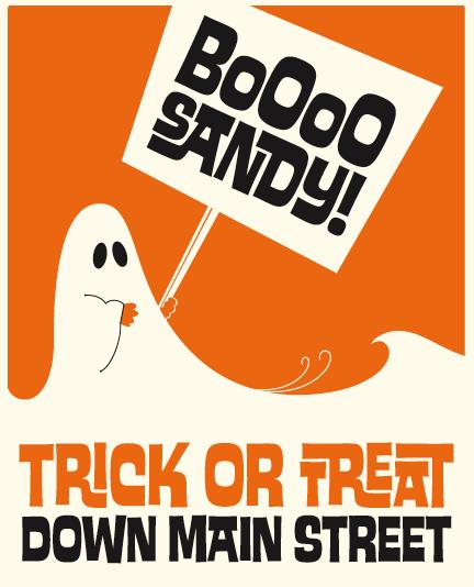 Boo Sandy -- Hallloween Redux