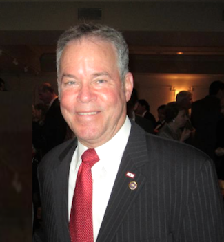 Rockland County Legislator Ed Day