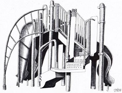 Nyack Sketch Log: Nyack Park Conservancy
