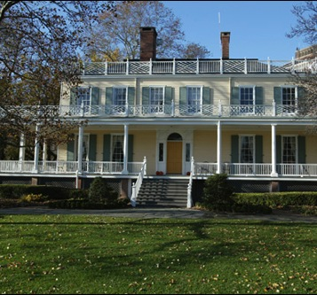 Gracie Mansion, New York City  201304. Photo Credit: nyc.gov