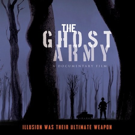 Ghost Army Movie Poster 201305