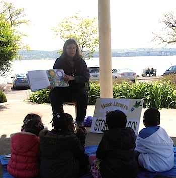 Nyack Library Stories To Go