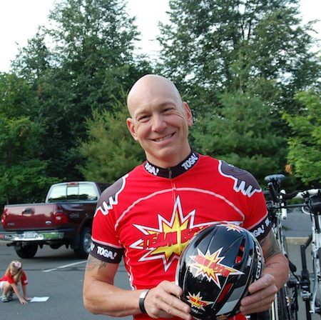 Dave Nazaroff Toga Multisport Boom Ride