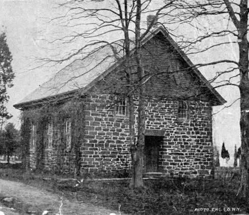 Old Stone Meeting House_A