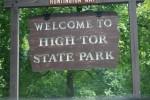 High Tor_Park Sign