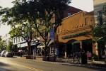 Starbucks, Main Street in Nyack 8/15/2013. Photo Credit: Dave Zornow