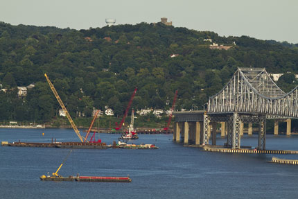 New TZB Under Construction. Photo Credit: Ray Wright