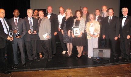 County Executive Awards Winners
