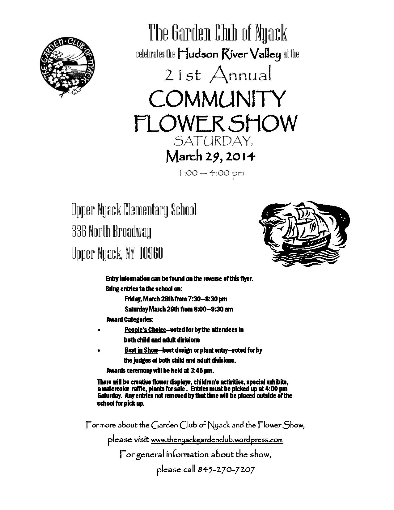 2014 Flower Show Flyer-page-001