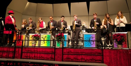 NHS Jazz Ensemble