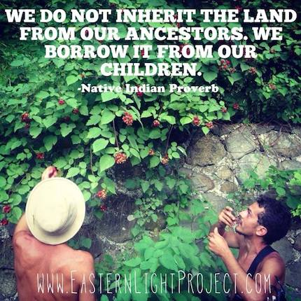 Jonathan Rucker_LAI_Native Proverb