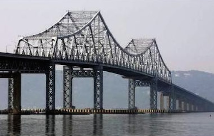 Tappan Zee Bridge Experience Graphic