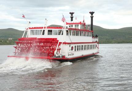 Tappan Zee Experience Boat