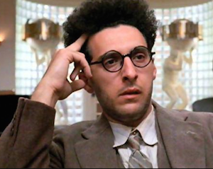 John Turturro as Barton Fink