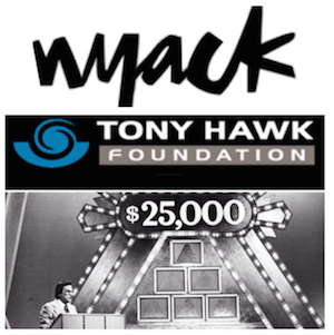 Tony Hawk Award Graphic