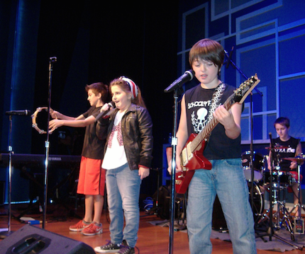 School of Rock Nigt Club