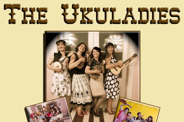 GraceMusic Presents The Ukuladies
