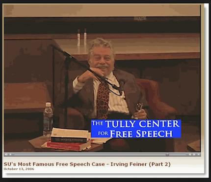 Feiner at Tully Center
