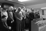 Photo:  Rockland Clergy Social Justice Press Conference 2/18/2015 Credit: Triny Hertzberg