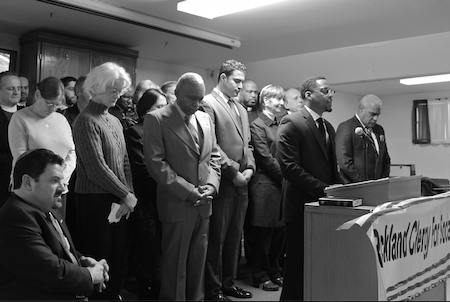 Photo:  Rockland Clergy Social Justice Press Conference 2/18/2015 Credit: Triny Hertzberg