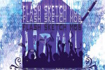 Flash Sketch Mob 2015 logo