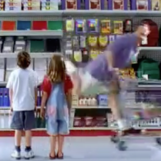 Staples Most Wonderful Time Of The Year TV spot