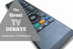 The Great TV Debate