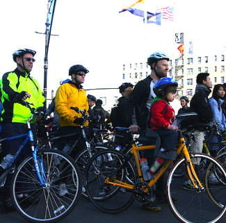Tour de Bronx. 201510. Photo Credit: Transportation Alternatives