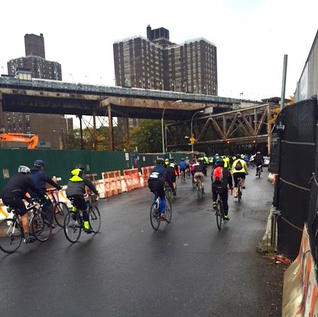 Tour de Bronx 2015. Photo Credit: Dan Cohen