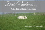 nap time letter
