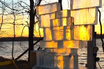 2016 Knickbocker Ice Festival at Rockland Lake State Park