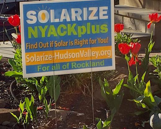 Solarize Nyack