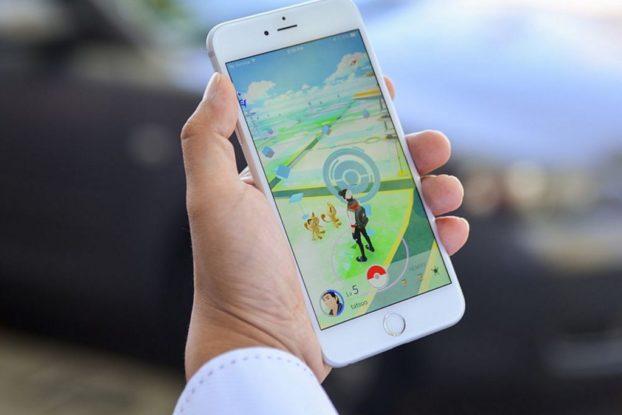 'Pokemon Go' on the go