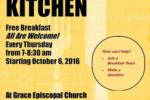 graces kitchen poster