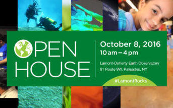 ARTS SCIENCES Lamont Doherty Open House 2016