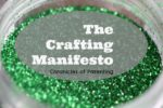 Chronicles of Parenting Crafting Manifesto