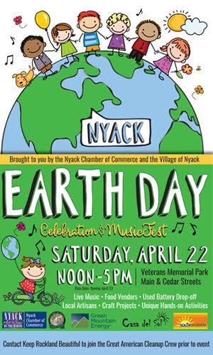 Earth Day Nyack 2017