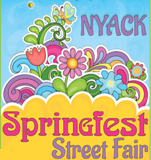 Springfest is the first Nyack Street Fair of 2017