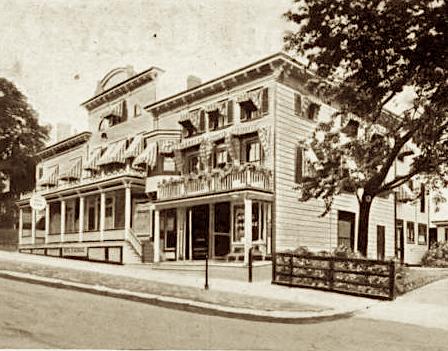 st george hotel B&W 1910
